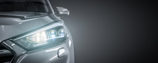 phare d'auto
