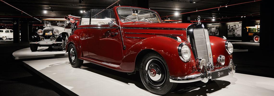 Les musées automobiles